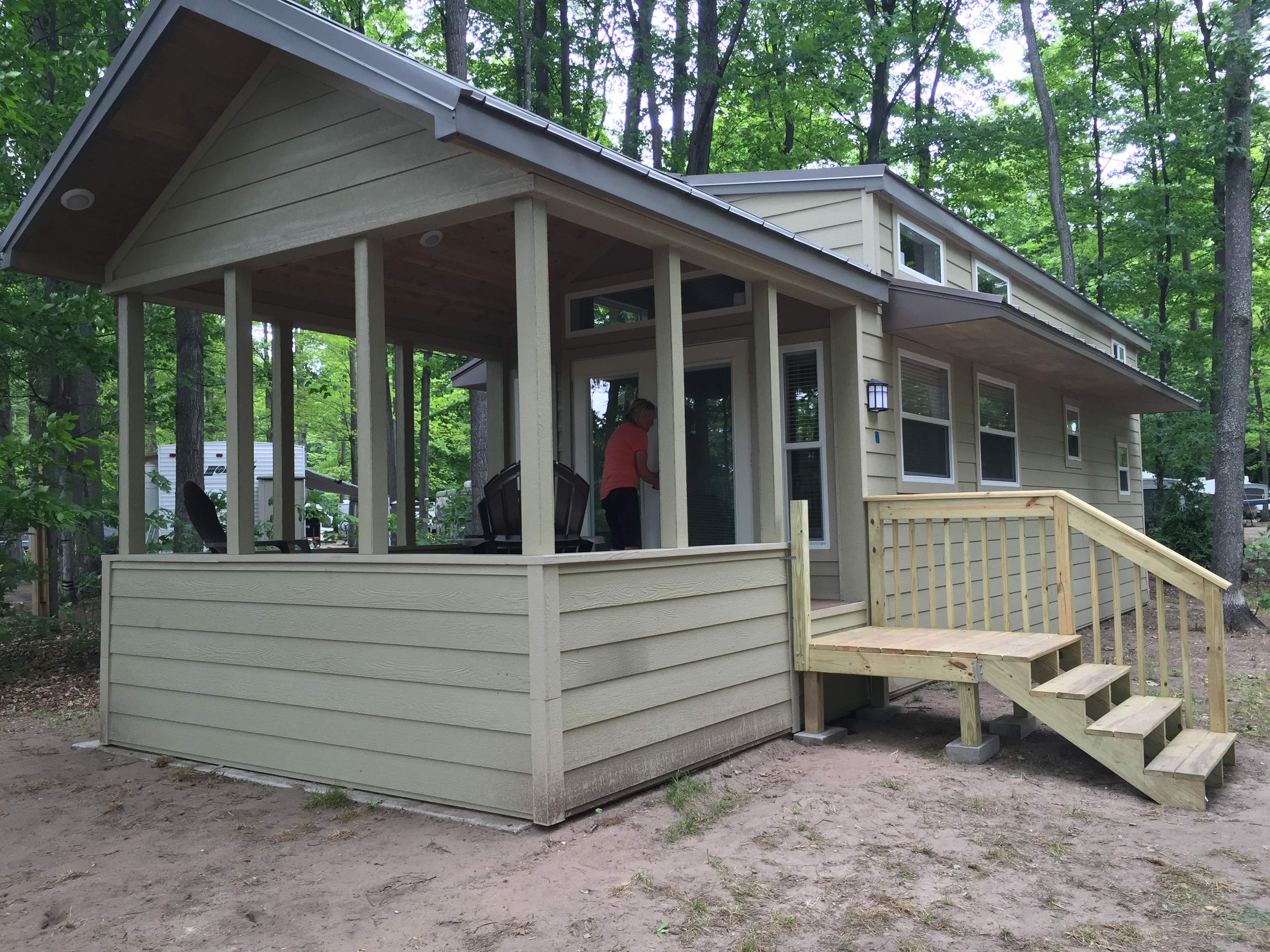 cottages for rent   sale in northern michigan indigo bluffs