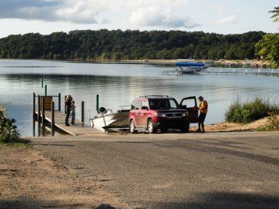 Boat Launch at Bowers Harbor