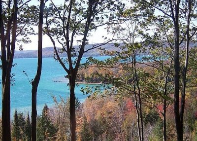 Glen Lake from Dunns Farm Road