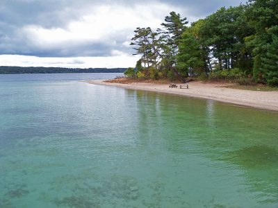 Power Island Beach