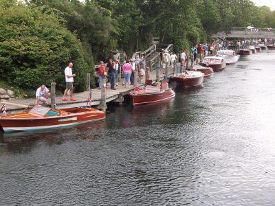 Boats on the Boardwalk