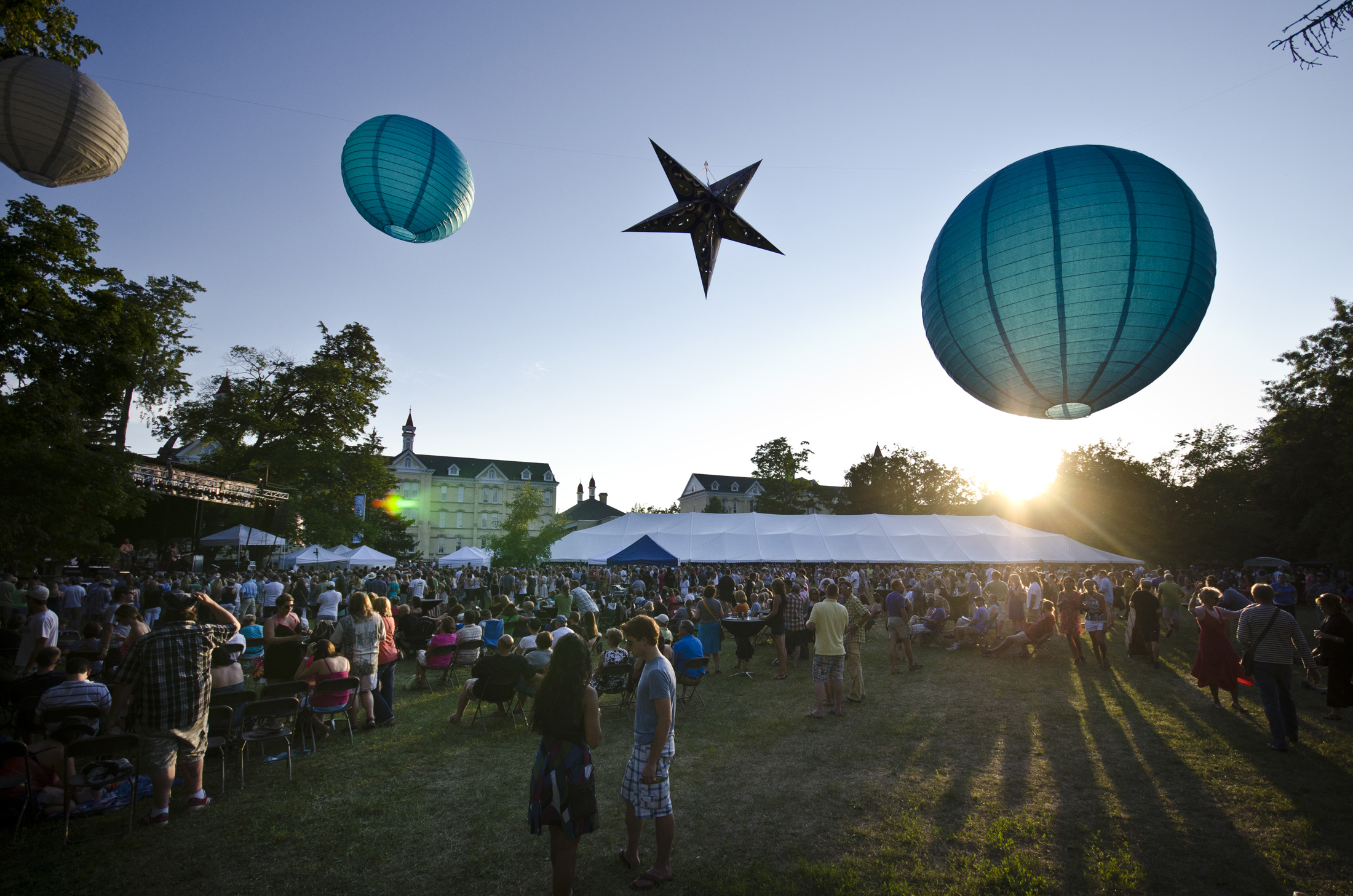 Traverse City Wine Amp Art Festival Indigo Bluffs Rv Park
